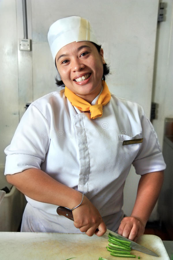Download Chef stock image. Image of restaurant, dress, hotel, smile - 10490163