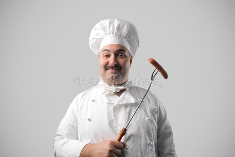Chef photographie stock