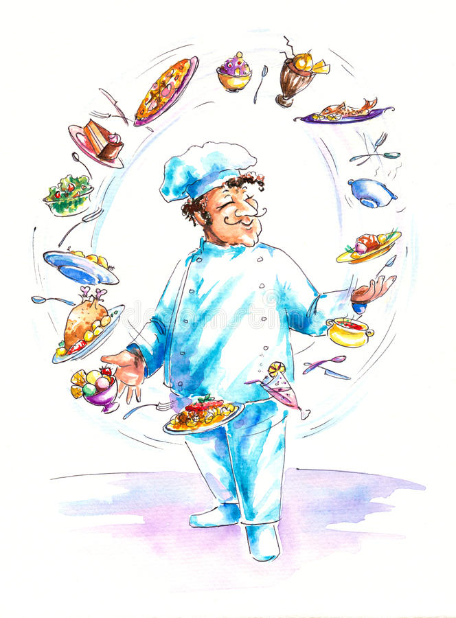 Download Chef Royalty Free Stock Photo - Image: 13624845