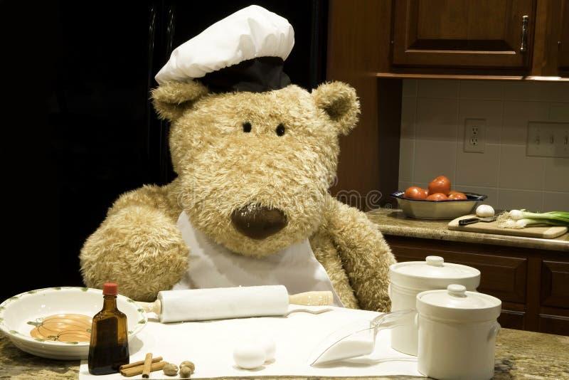 Chef stock photo