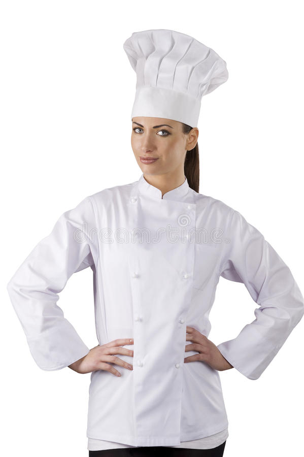 Download The chef stock photo. Image of cuisine, cook, attractive - 14615326