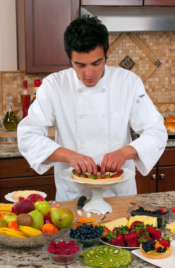 Chef image stock