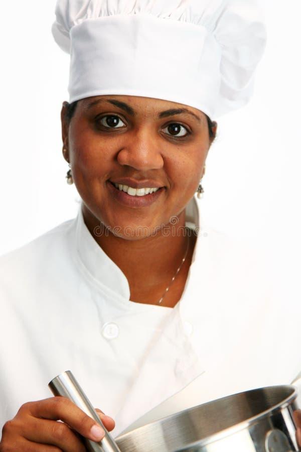Chef photo stock
