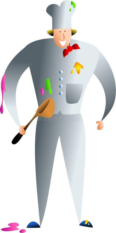 Chef vector illustration