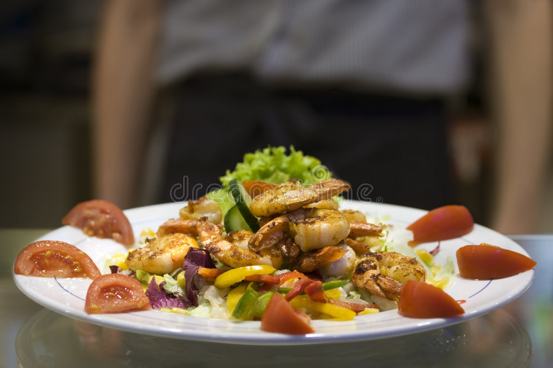 Download Chef stock photo. Image of spice, fresh, seafood, peber - 4777748