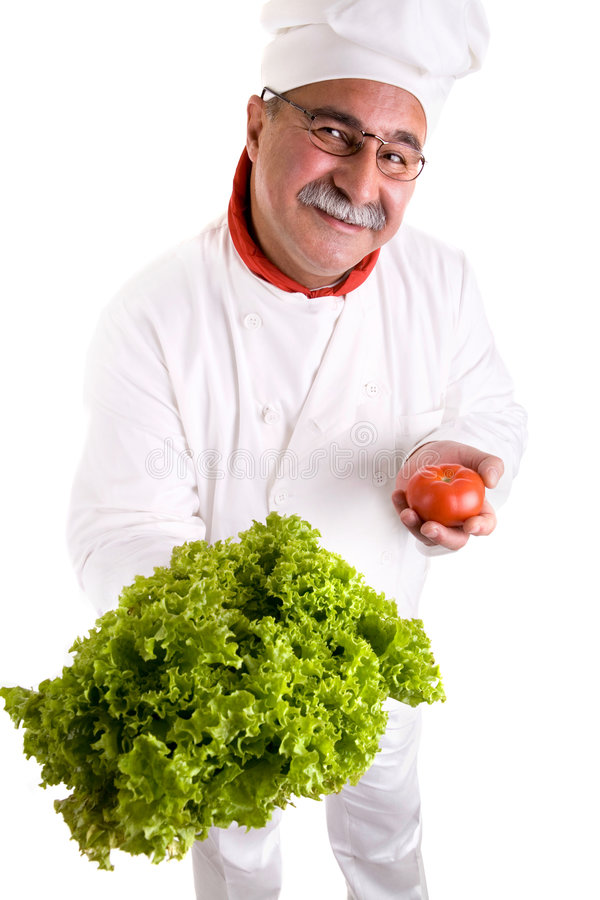 Download Chef stock photo. Image of domestic, positivity, moustache - 4996166