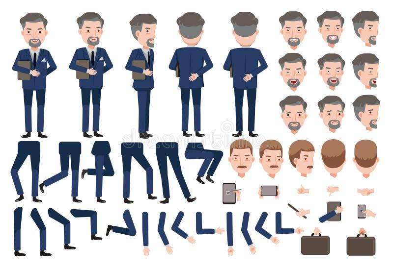 chef stock illustrationer