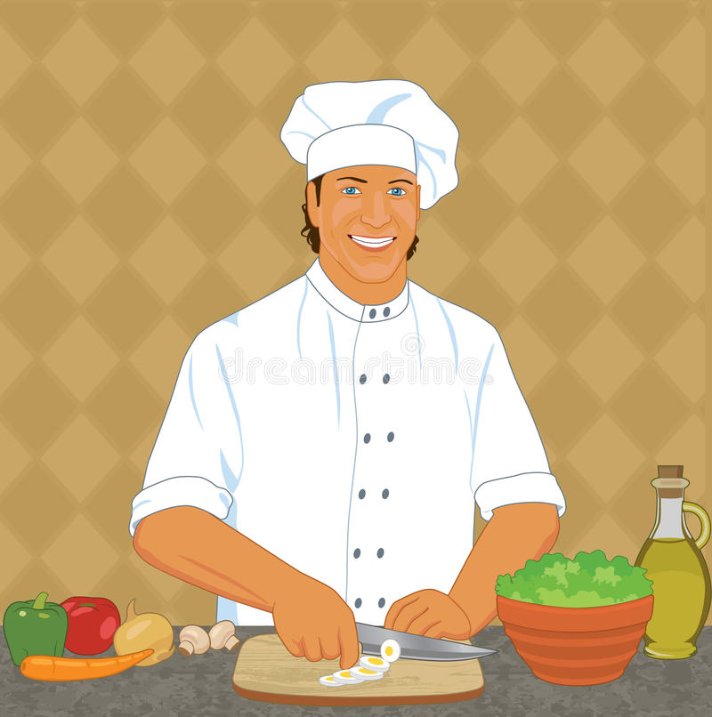 Free Chef Royalty Free Stock Photos - 9809958