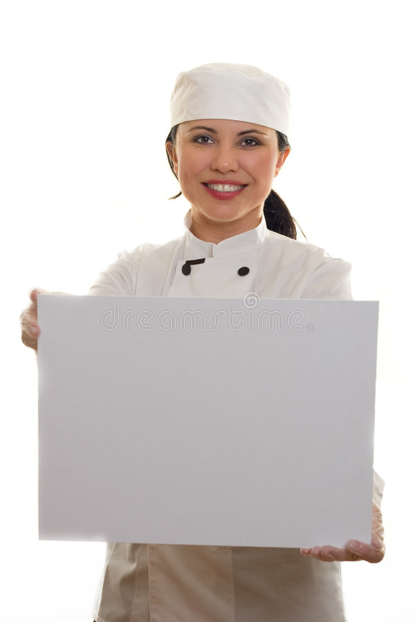 Chef or Cook stock photography