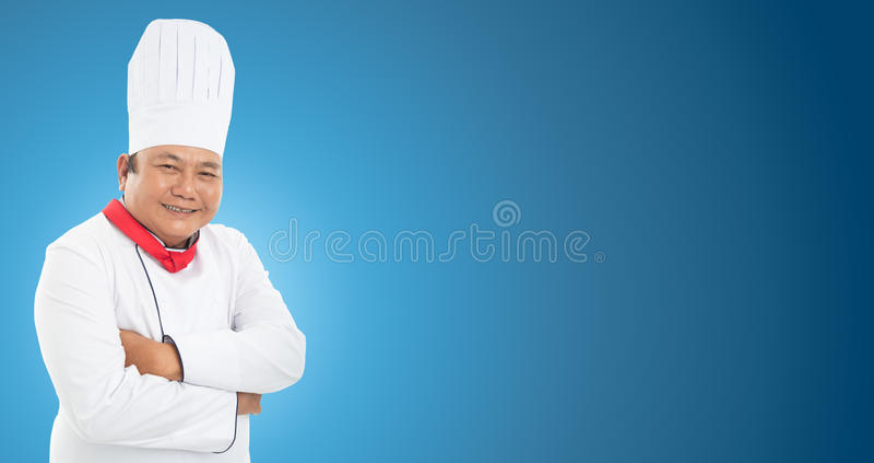 Chef Cook stock photo