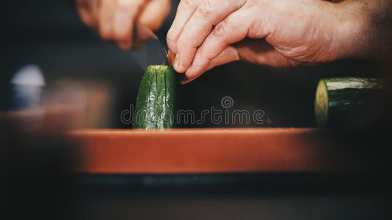 Chef. stock images