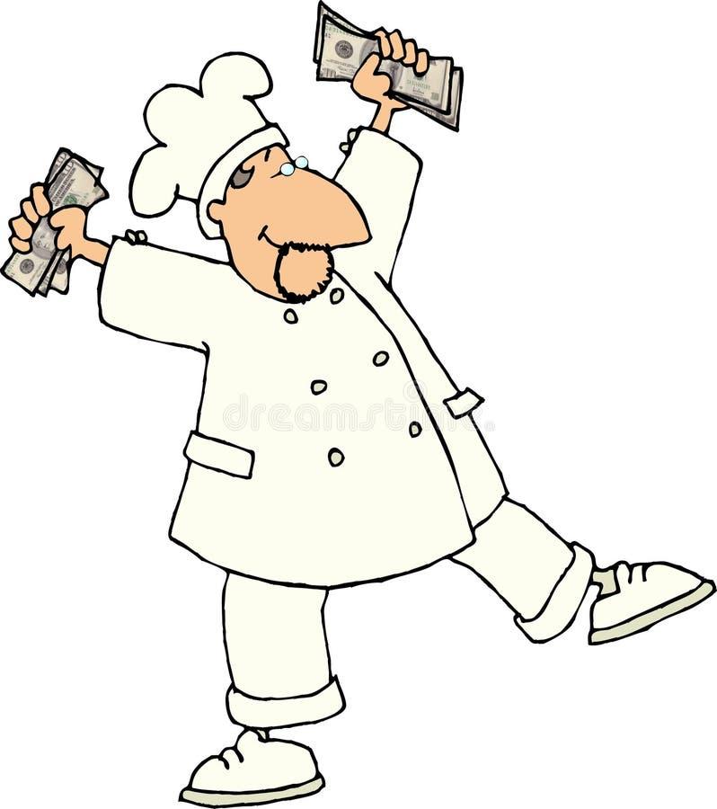 Download Chef de danse illustration stock. Illustration du amusement - 88656