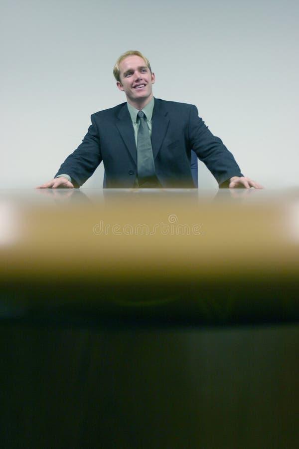 Chef de file des affaires 59 photographie stock libre de droits