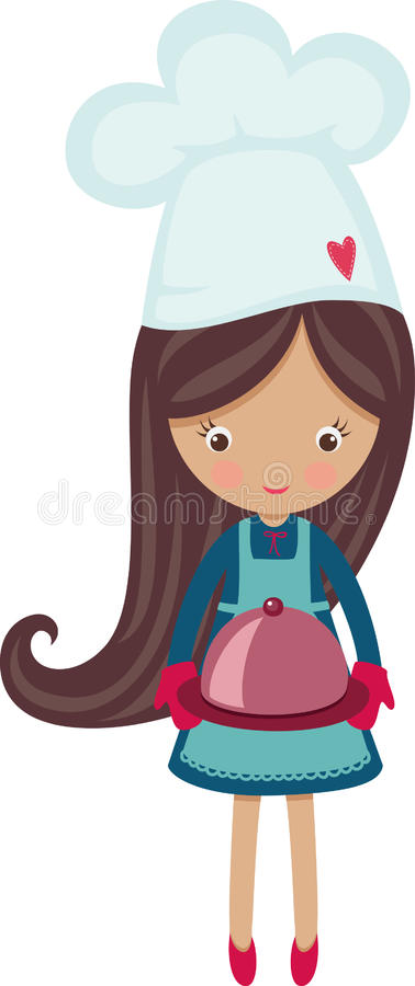 Free Chef Girl Stock Photos - 27455613