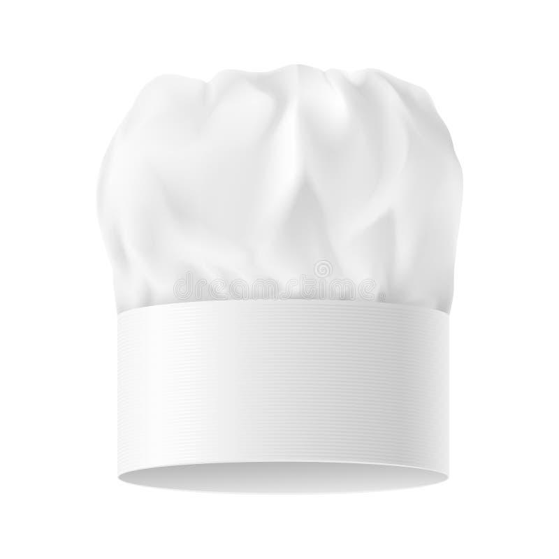 Download Chef hat stock vector. Image of cuisine, kitchen, fine - 25563877