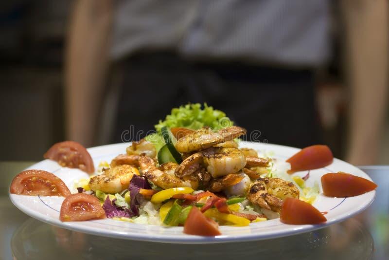 Chef-kok royalty-vrije stock foto's