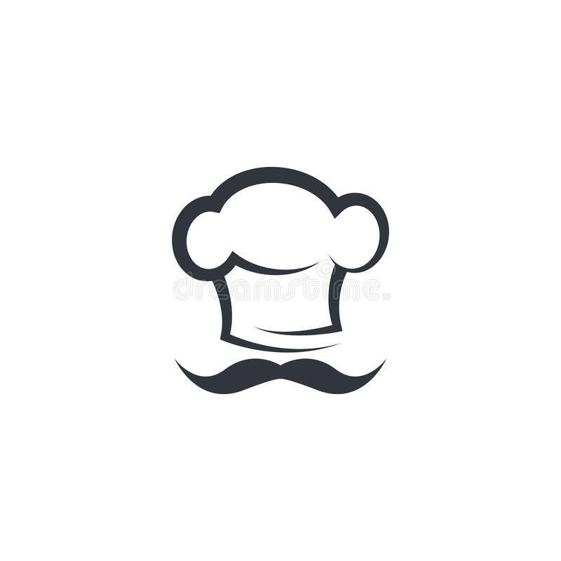 Chef  logo vector icon vector illustration