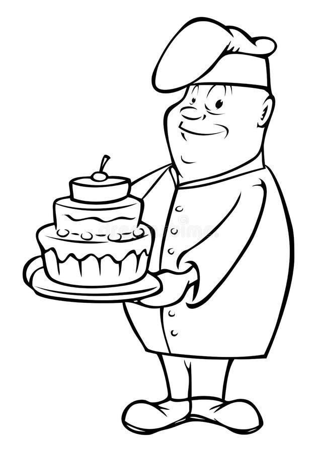 Chef Male Stock Image
