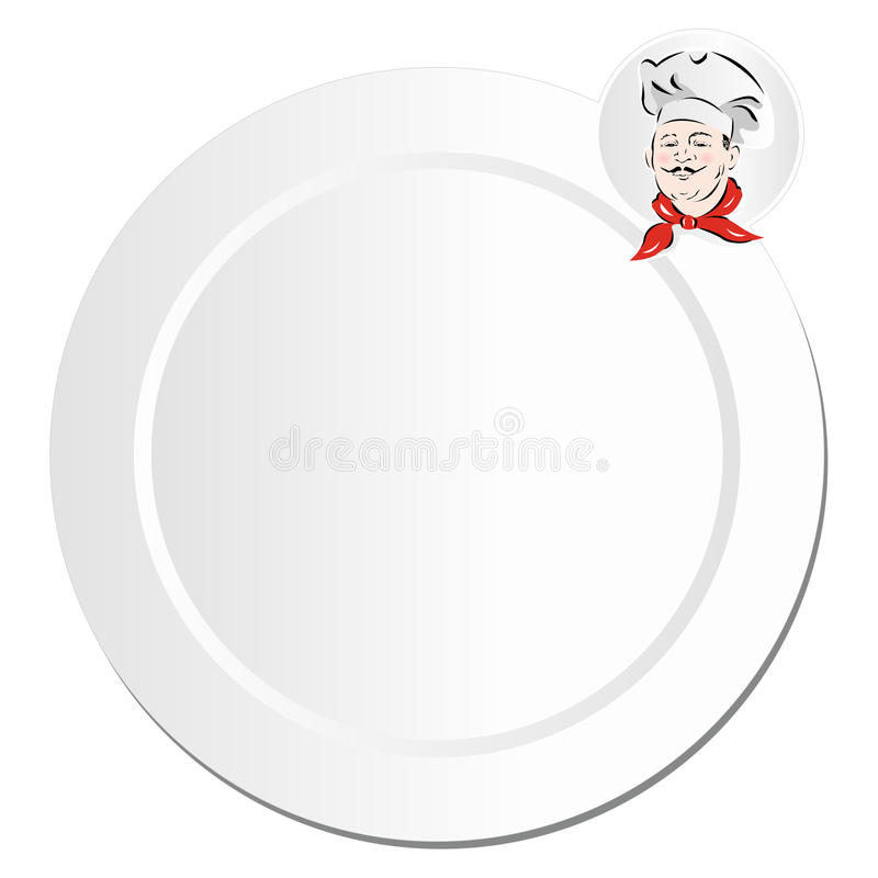 Free Chef Menu Royalty Free Stock Photo - 20191585