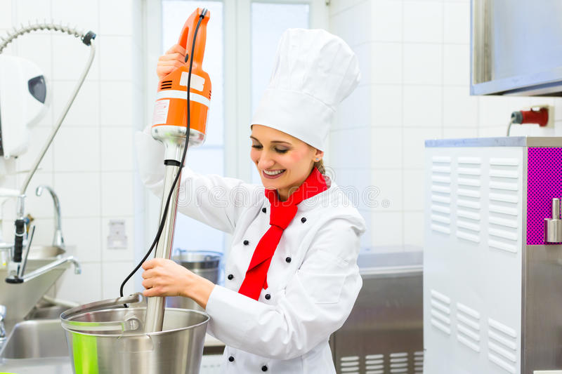 Hygienic Food Preparation Stock Images - Download 131