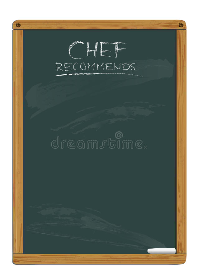 Free Chef Recommends Royalty Free Stock Image - 9905916