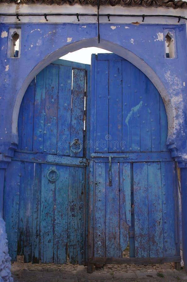 Chefchaouen, Marocco fotografie stock libere da diritti