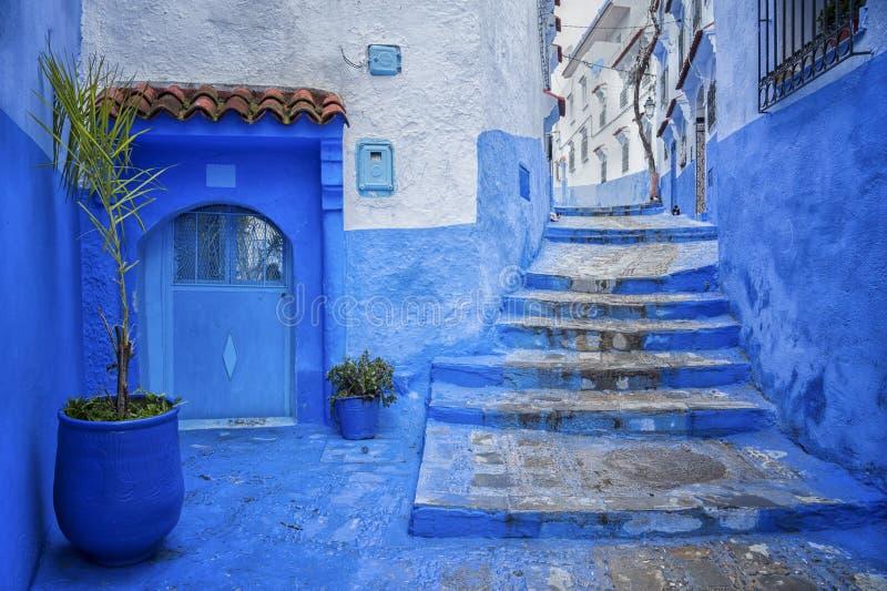 Chefchaouen, Marrocos foto de stock