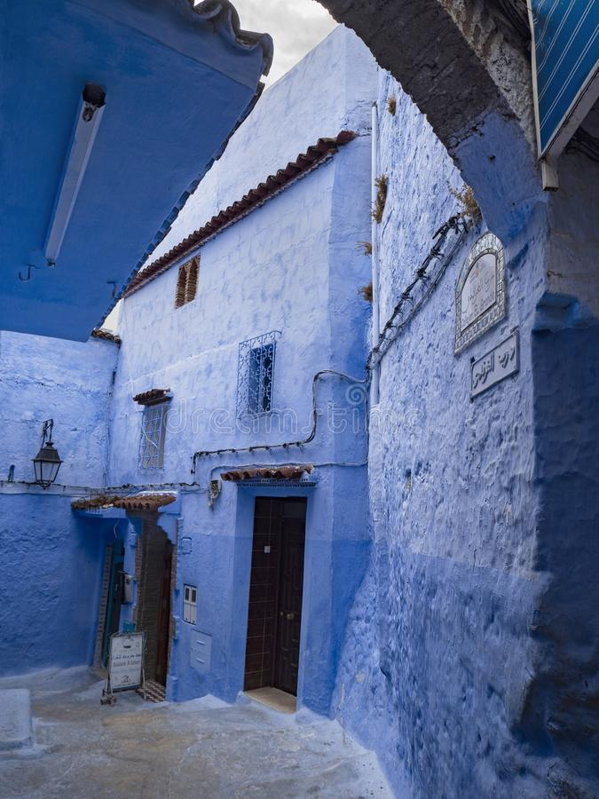 Chefchaouen, Marruecos fotos de archivo