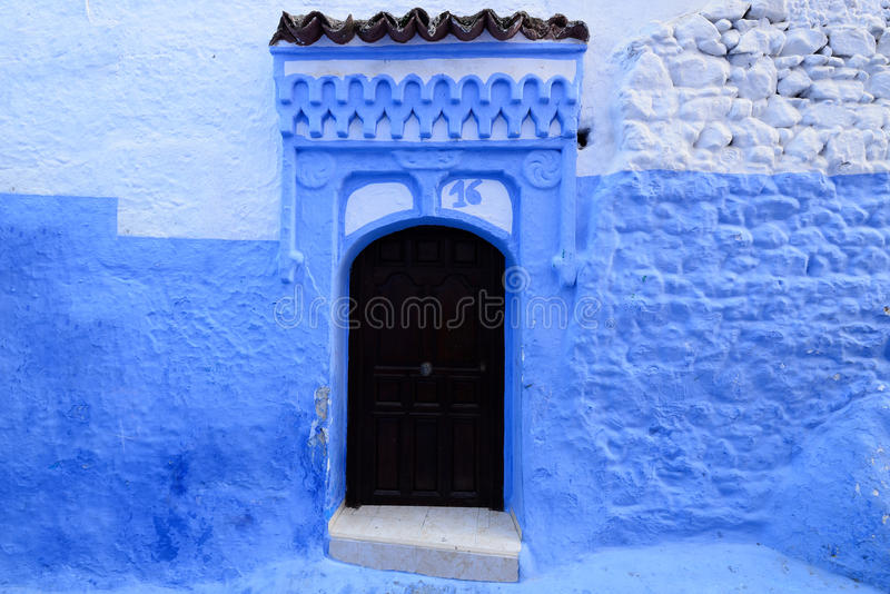 Chefchaouen, Morocco, Africa stock images