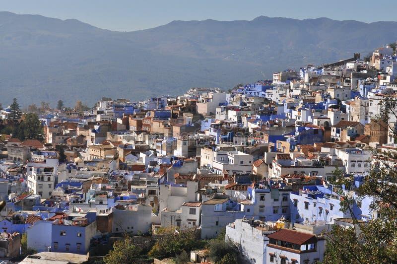 Chefchaouen town, Morocco stock photos