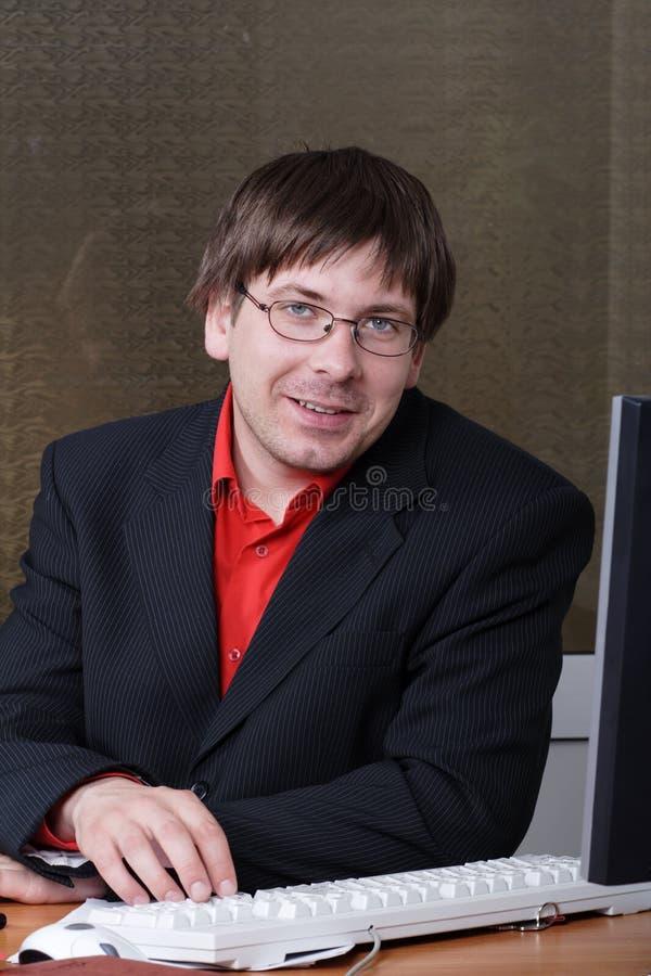 Chefe imagem de stock royalty free