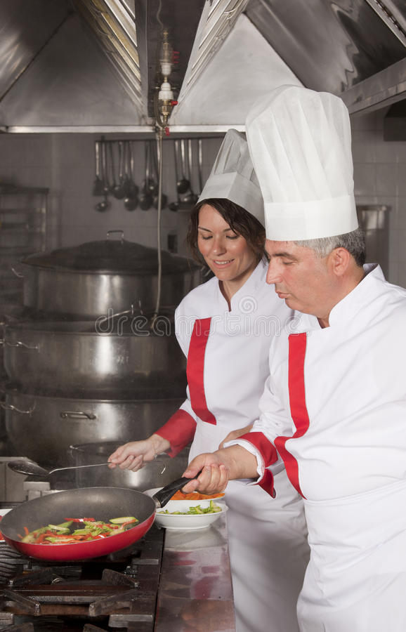 Download Chefs stock image. Image of person, sauces, cookout, outlet - 25994387