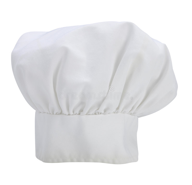 Download Chefs Hat stock photo. Image of background, headgear, fabric - 9004322