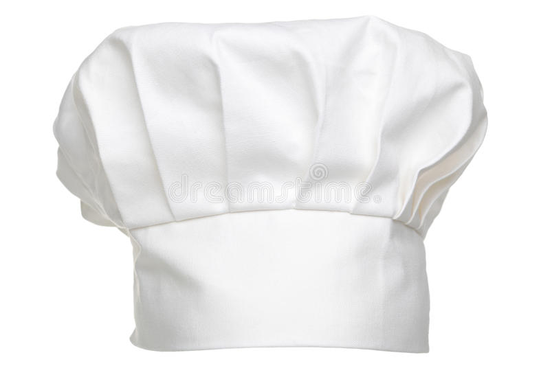 Chefs hat isolated stock photos