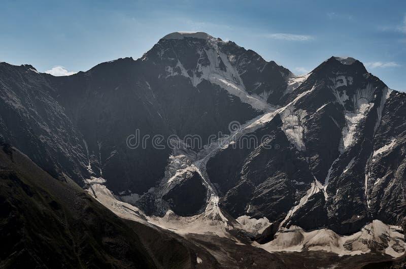 Cheget επτά παγετώνας στοκ φωτογραφίες με δικαίωμα ελεύθερης χρήσης