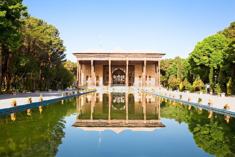 Chehel Sotoun, Esfahan, Iran royalty-vrije stock fotografie