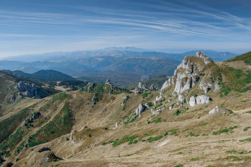 Cheia-Berge stockfotografie