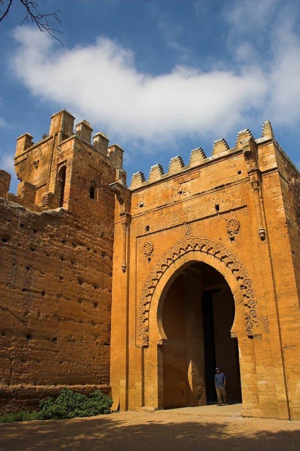 Download Chellah στοκ εικόνες. εικόνα από μαρόκο, rabat, μουσουλμάνος - 1537760