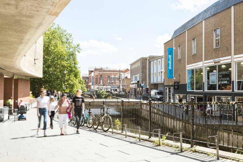 Chelmsford, Engeland, het UK stock fotografie