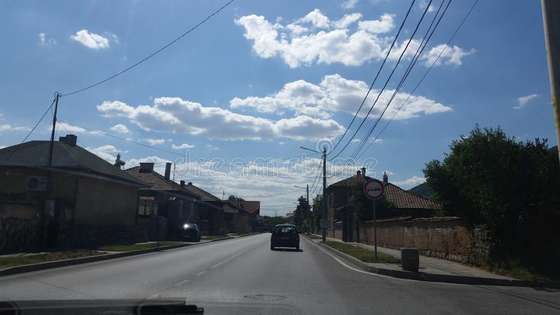 Chelopech, Βουλγαρία στοκ φωτογραφία με δικαίωμα ελεύθερης χρήσης