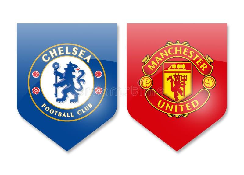 Chelsea contro l'uomo unito