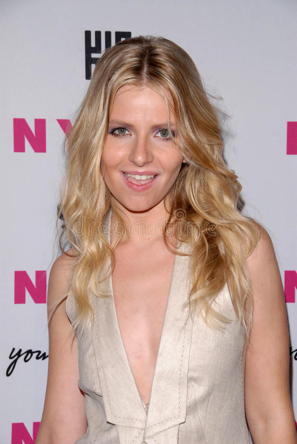 Chelsea Gabriel at the NYLON Magazine's May Issue Young Hollywood Launch Party, Roosevelt Hotel, Hollywood, CA. 05-12-10 stock images