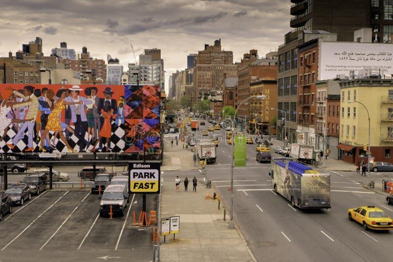 Chelsea, Manhattan, New York City royalty free stock images
