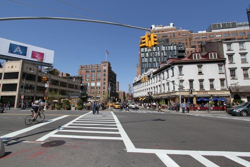 Chelsea New York City foto de stock royalty free
