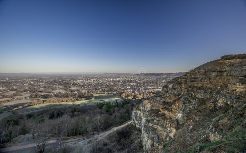 Cheltenham Großbritannien lizenzfreie stockfotografie