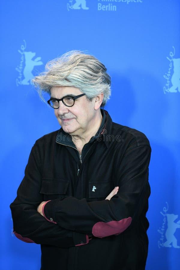 Chema Prado, Z ławą przysięgłych członek 68th wydanie Berlinale Ekranowy festiwal obraz stock