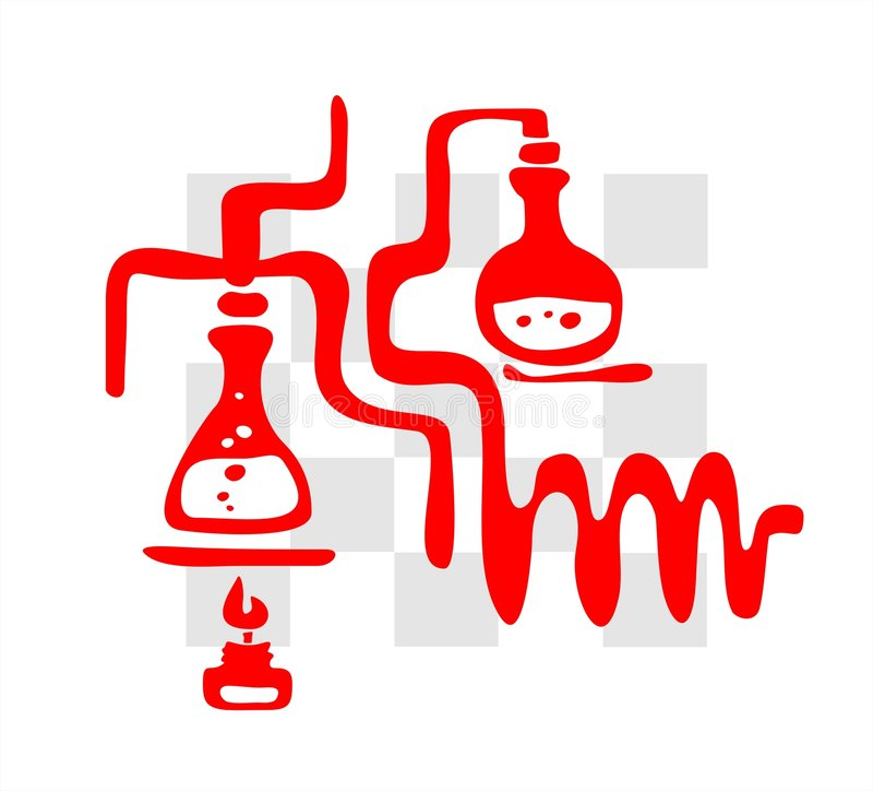 chemia ilustracji