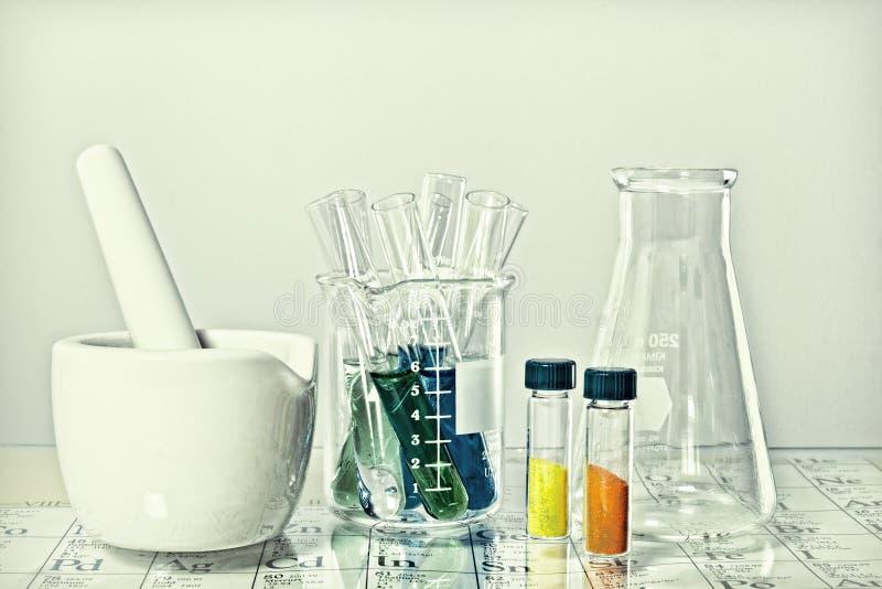 Chemia zdjęcia stock