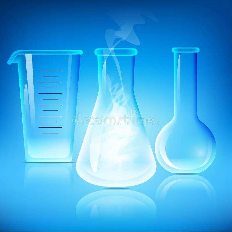 chemical illustration libre de droits