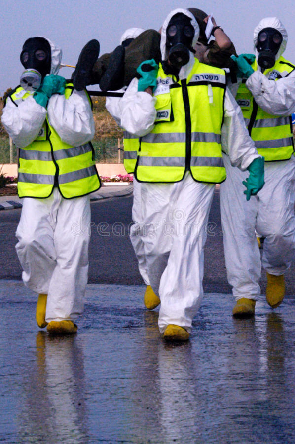 Chemical and Biological Warfare stock photos
